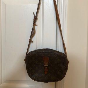 Louis Vuitton vintage bag.
